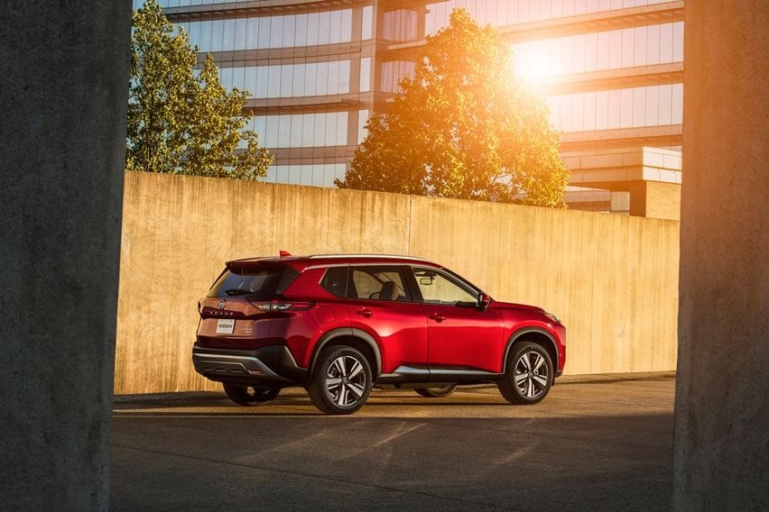Nissan X-Trail next generation
