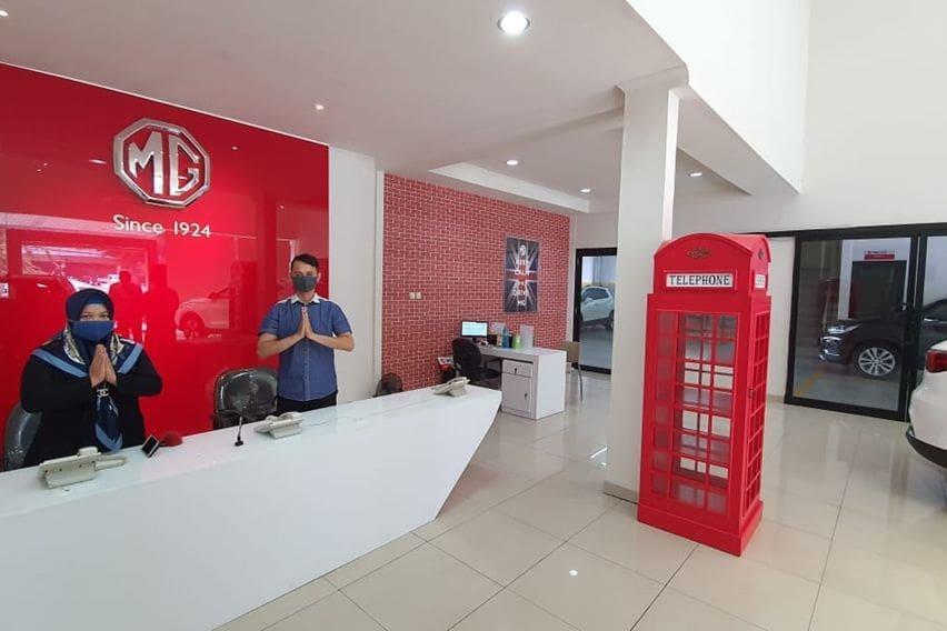 Animo Konsumen Tinggi, MG Motor Indonesia Reaktif Kasih Pelayanan Komplet