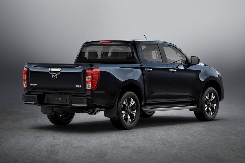 2021 Mazda Bt 50 Benefits From Several Accessories