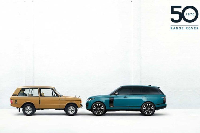 Range Rover Fifty Dirilis Sebagai Perayaan Eksistensi Setengah Abad