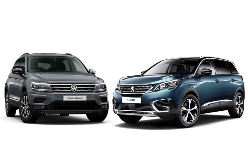 Pertarungan Fitur dan Performa, VW Tiguan Allspace vs Peugeot 5008 Allure Plus