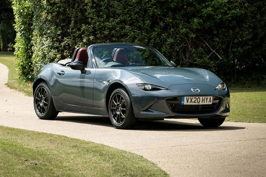 Mazda rolls out 2020 MX-5 R Sport in the UK
