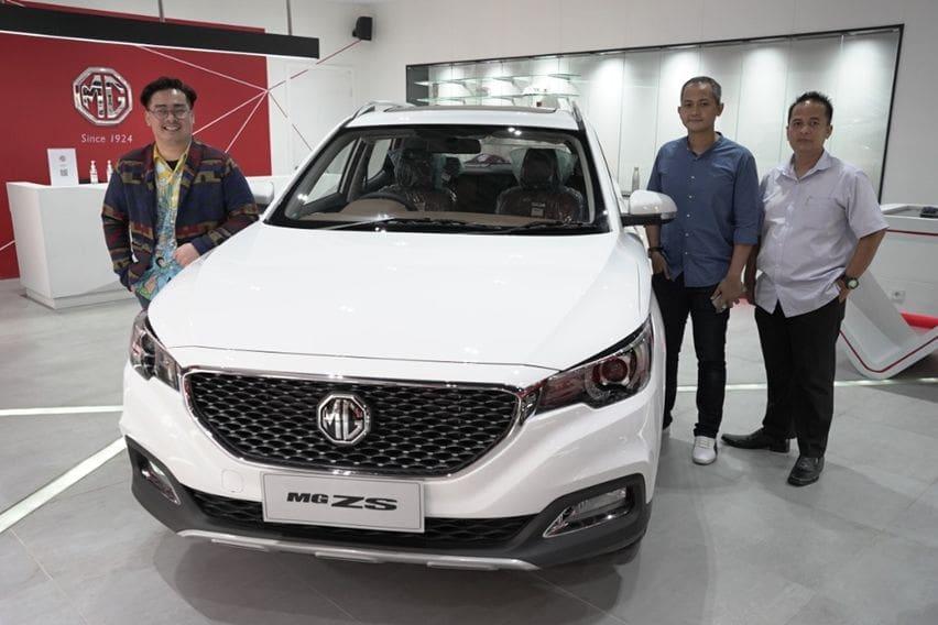 MG Motor Indonesia Kenalkan Diler Berbasis Virtual