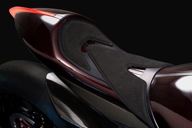 Aston Martin AMB001 design