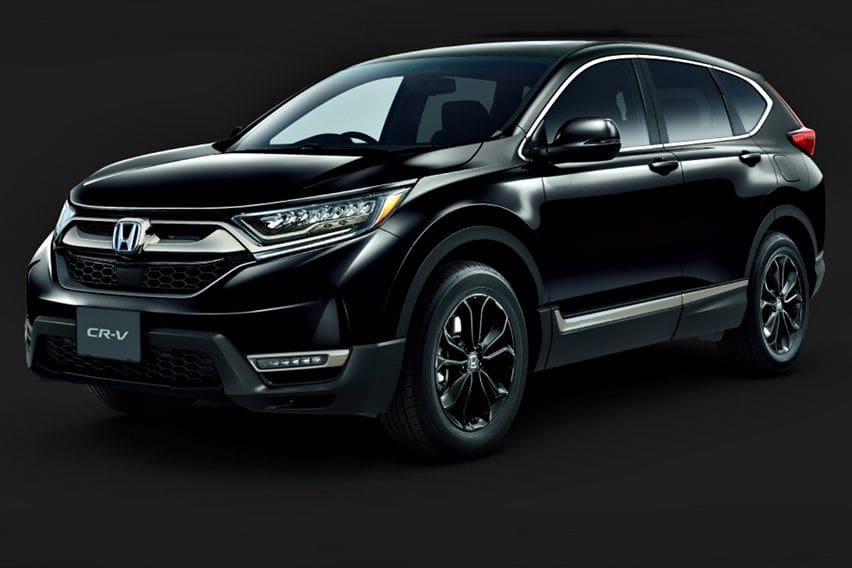 Honda Jepang Merilis CR-V Black Edition, Harga Mulai Rp 445 Jutaan