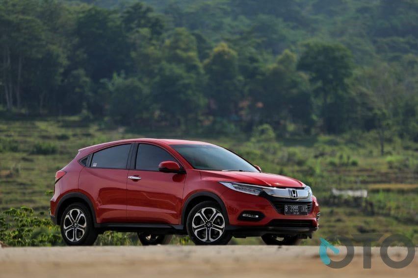 Review Honda HR-V Special Edition