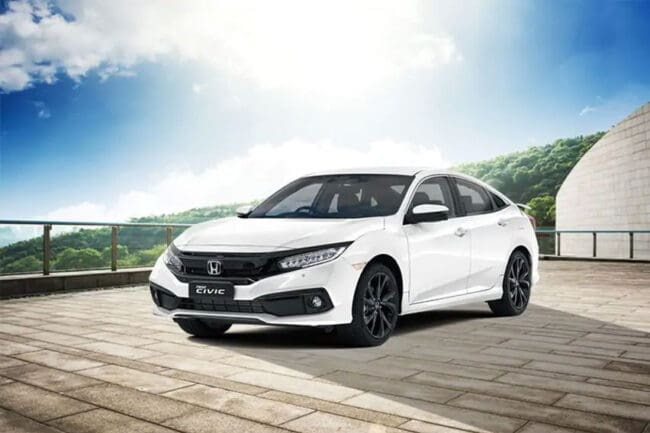 Honda stopped selling Civic Sedan in its home country