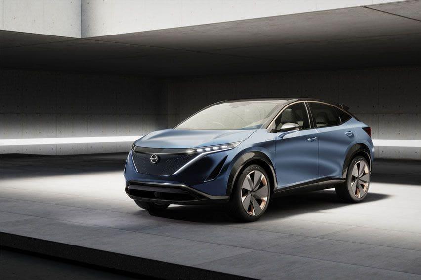 Nissan Ariya concept front