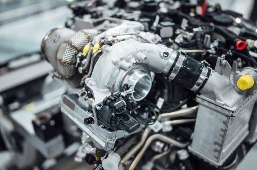 Turbocharger AMG