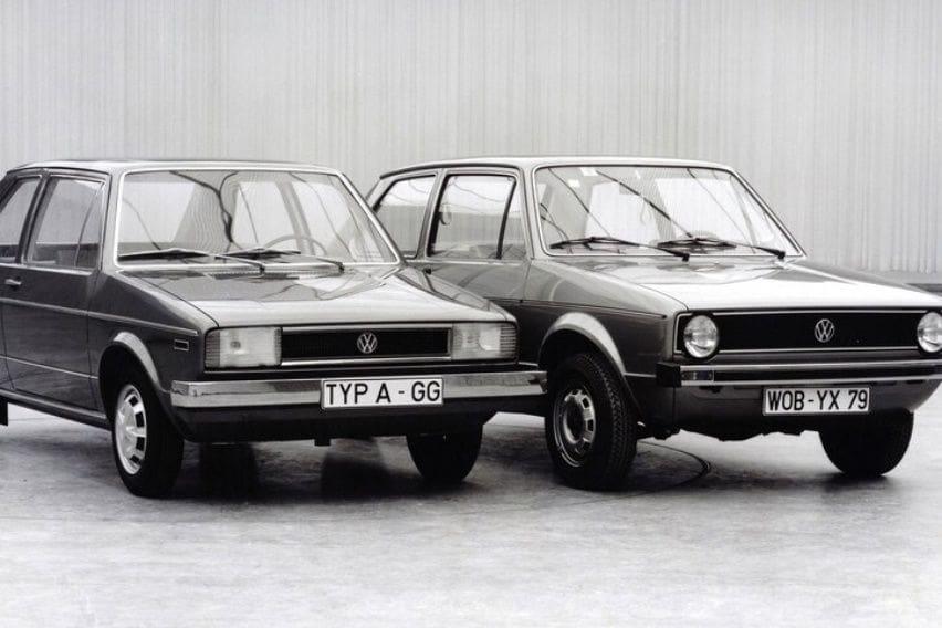 Evolusi VW Golf dari Masa ke Masa
