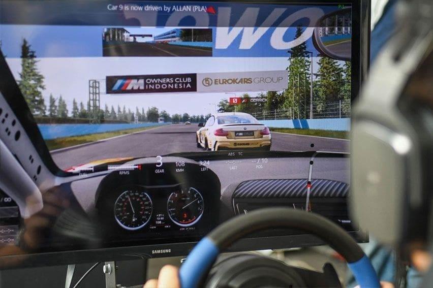 Virtual Racing BMW MOCI