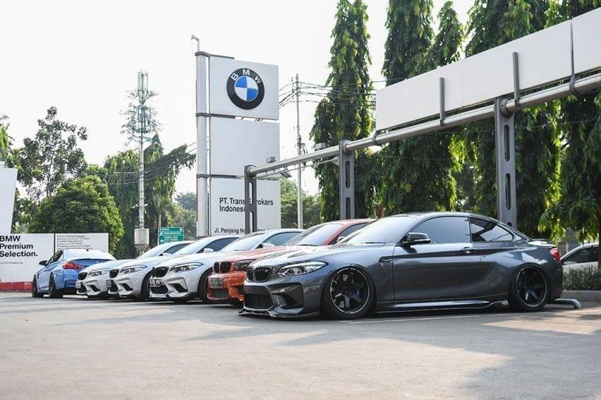 BMW MOCI