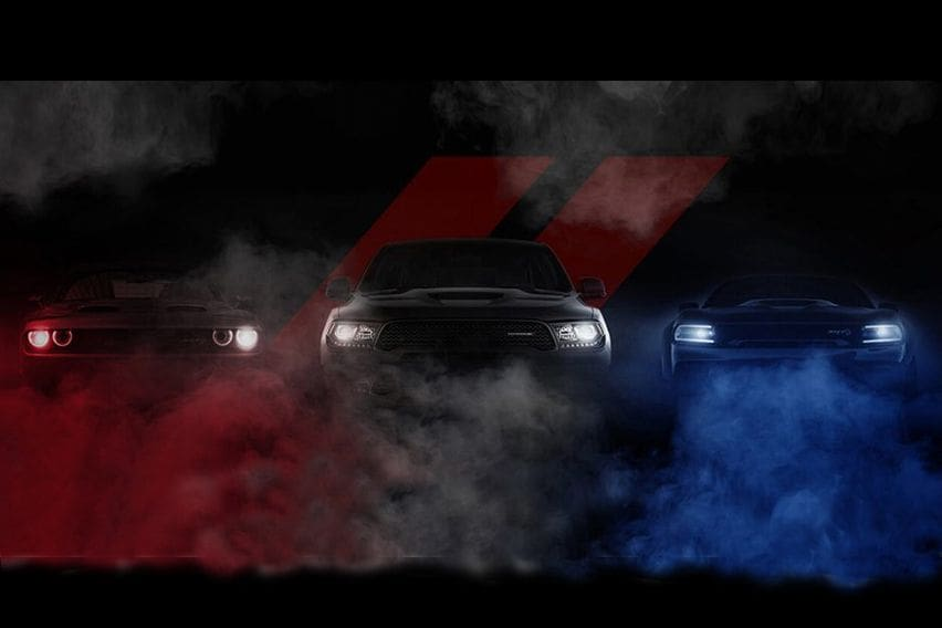 New Dodge SRT supercharged lineup to digitally debut on July 2