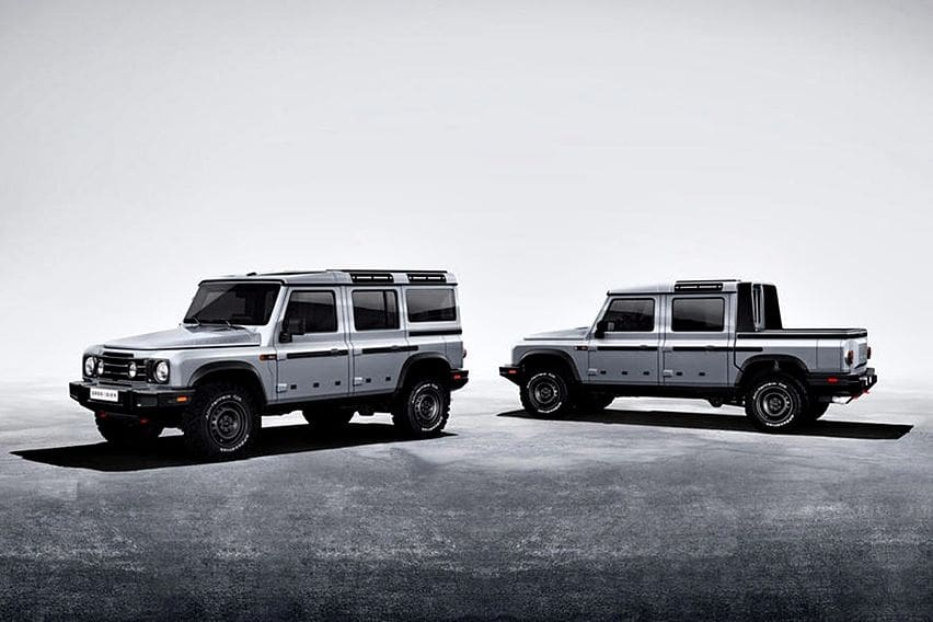 Ineos Grenadier Disingkap, Meniru Gaya Land Rover Defender Klasik