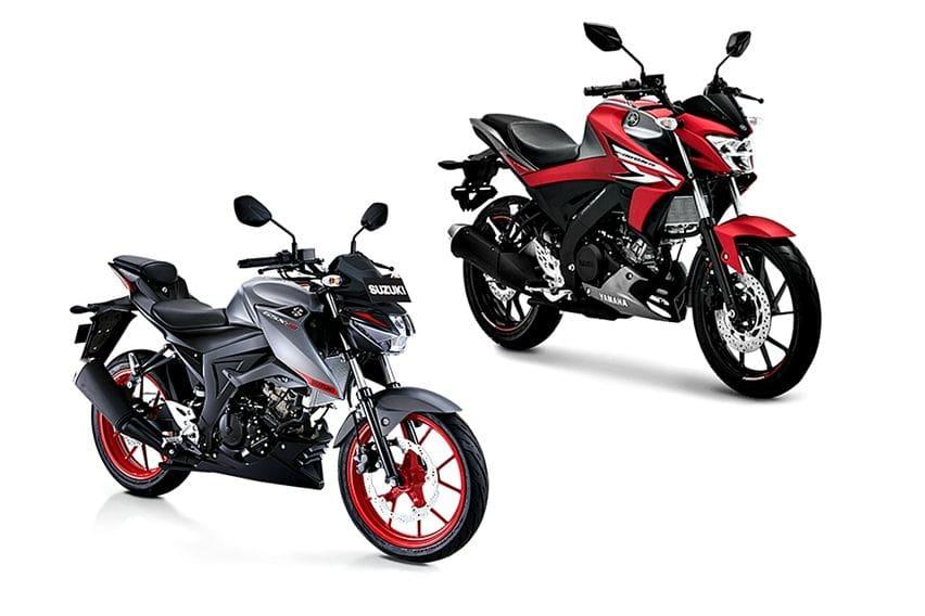 Antara Suzuki GSX-S150 dan Yamaha Vixion R, Mana Lebih Layak Beli?