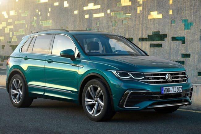 VW Tiguan Facelift Mendapat Varian Tambahan Bertenaga Besar
