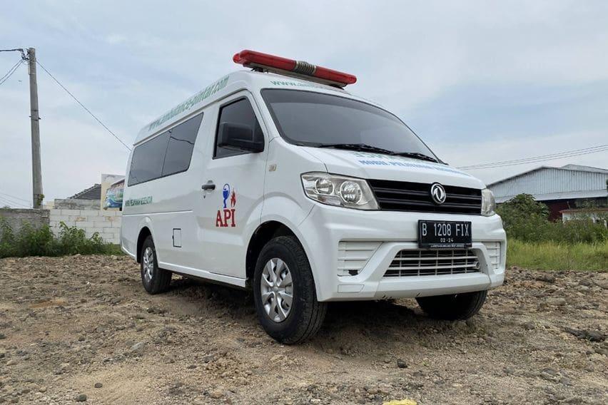 DFSK Super Cab Versi Ambulans Bisa Dipesan di Seluruh Diler Resmi