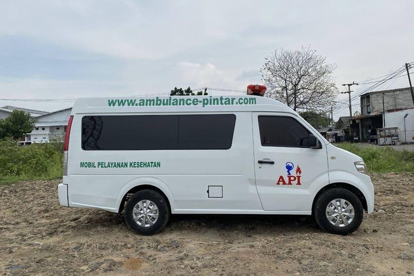 super cab ambulans