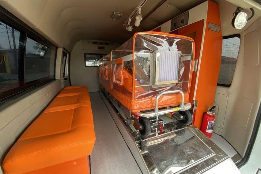 perlengkapan medis ambulans