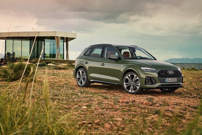 Audi Q5 Facelift, Makin Canggih Dengan Ubahan Signifikan