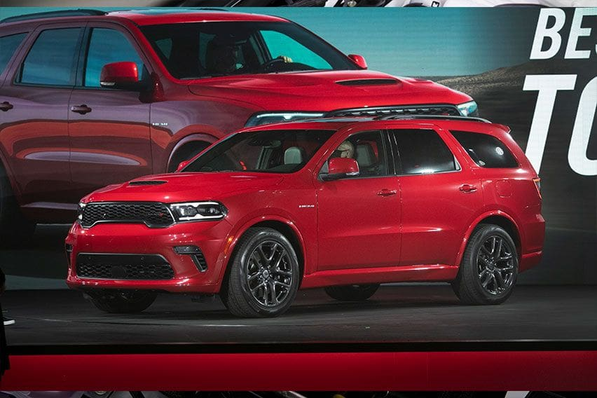 Dodge muscles its way to July 4 with supercharged SRT lineup