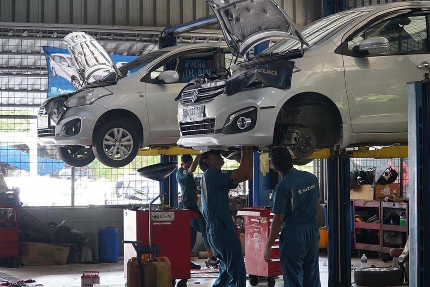 Harga Spare Part Suzuki Terlalu Mahal Coba Cek Sendiri