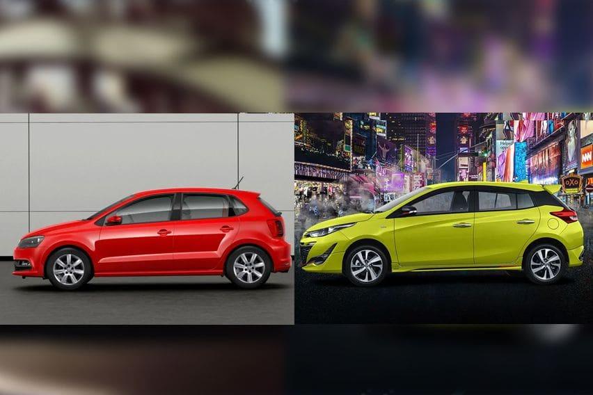 Volkswagen Polo vs. Toyota Yaris - Exterior