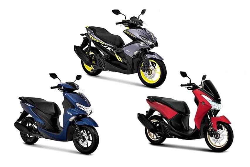 Punya Harga Sepantar, Pilih Yamaha FreeGo S ABS, Lexi S, atau Aerox Standar?