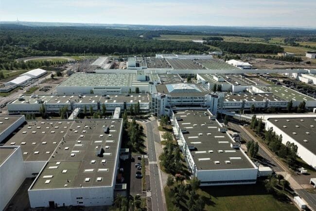Imbas COVID-19, Mercedes-Benz AG Jual Salah Satu Pabriknya