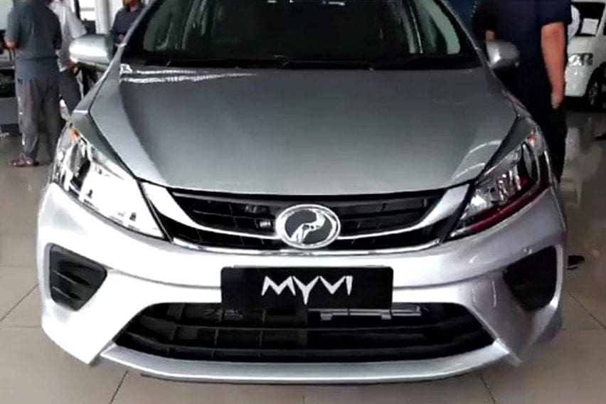 Myvi 1.3 G Brunei