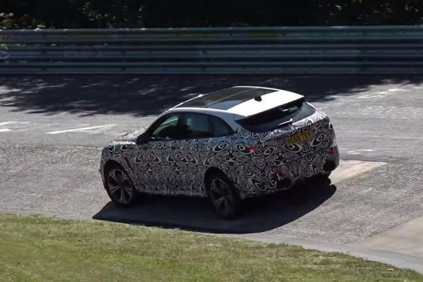Jaguar F-Pace SVR 2021 Diduga Pakai Mesin V8 Lebih Bertenaga