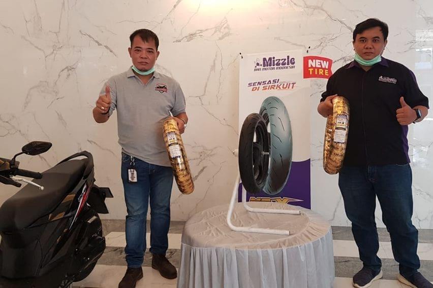 Peluncuran Mizzle MR X