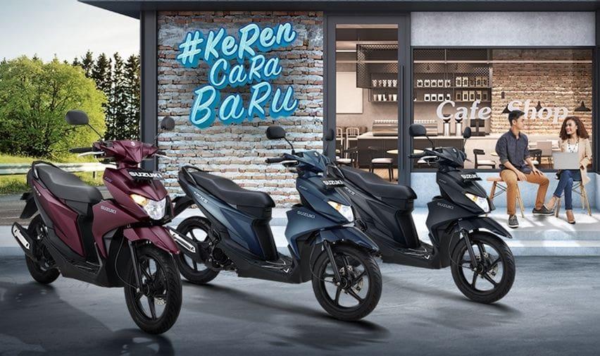Jaringan Diler Suzuki Terapkan Protokol Kesehatan