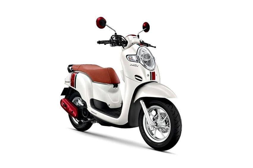 Honda Scoopy 2020 Punya Warna Baru dan Tiga varian