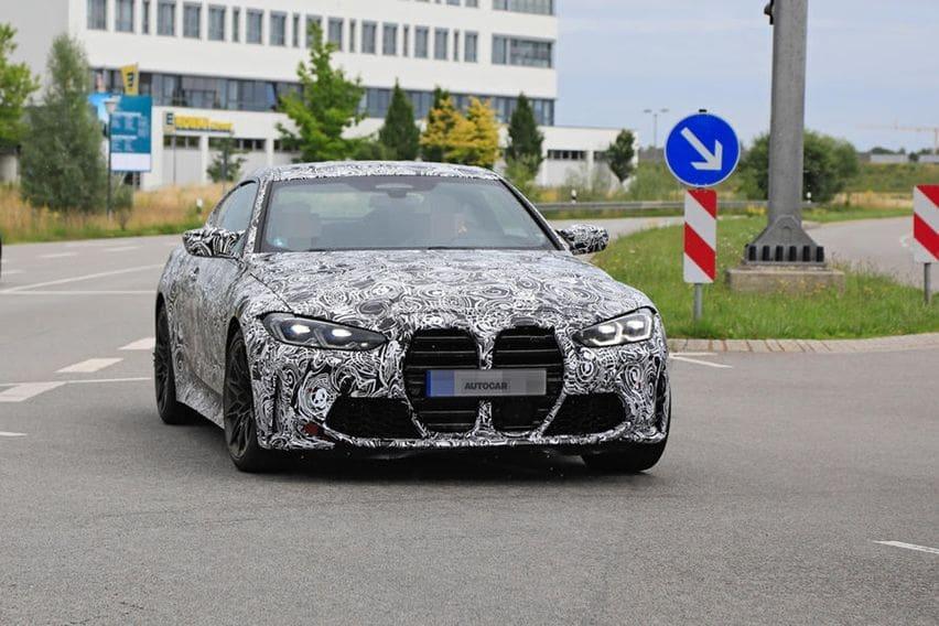 Wajah BMW M4 Terkuak, Persis Foto yang Pernah Beredar
