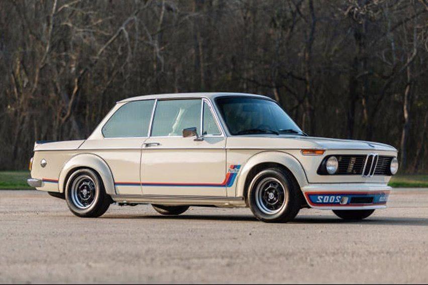 BMW 2002 Turbo M10