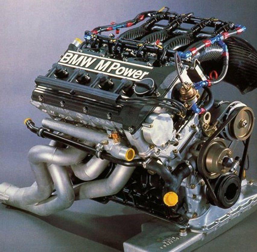 Mesin M3 E30