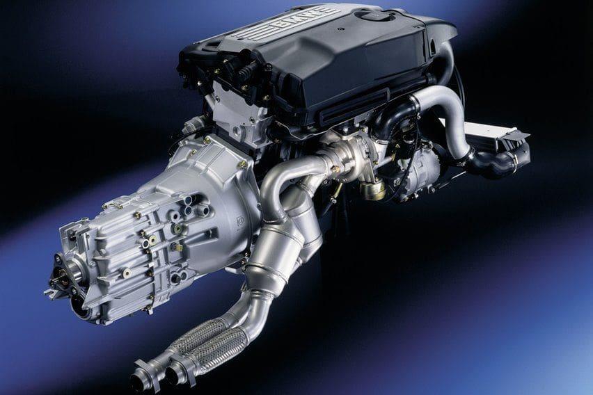 BMW M57D Diesel