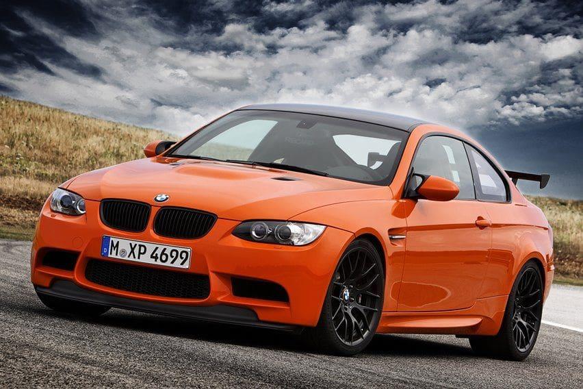 BMW M3 bermesin S65 V8