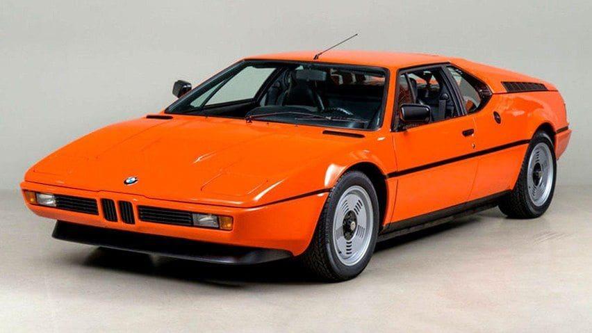 Supercar BMW M1