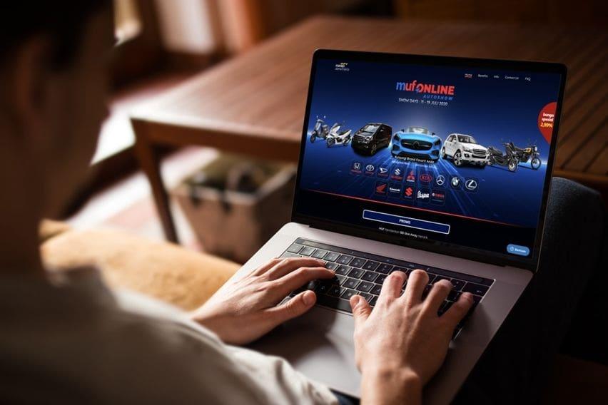 Dorong Penjualan, Mandiri Utama Finance Gelar Pameran Otomotif Online