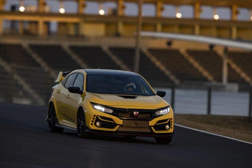 Honda Civic Type-R Limited Edition