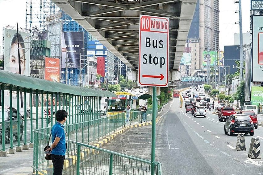 DOTr releases ECQ public transport guidelines in NCR+