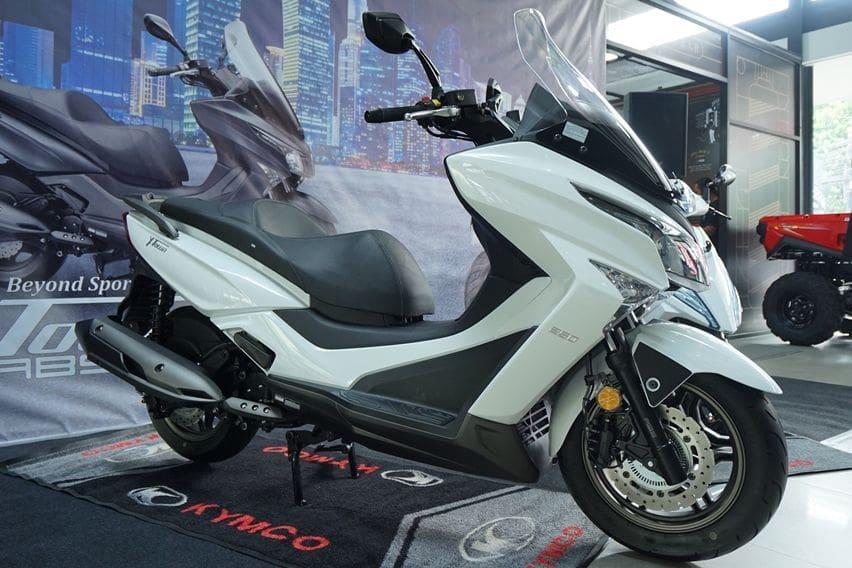 Kymco X-Town 250i resmi dijual