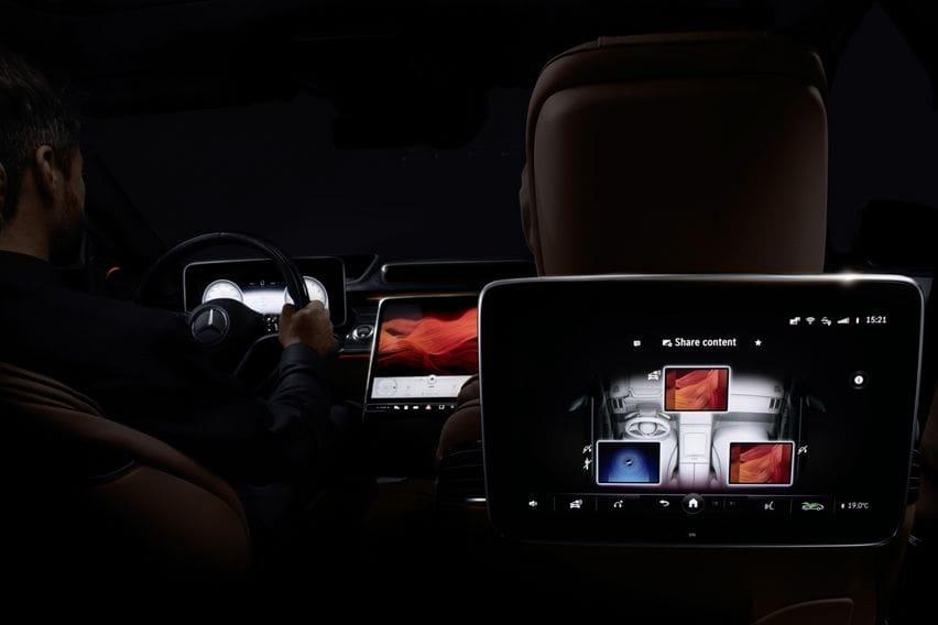 Mercedes-Benz S-Class W223 Pakai MBUX Baru, Makin Pintar Serbaotomatis