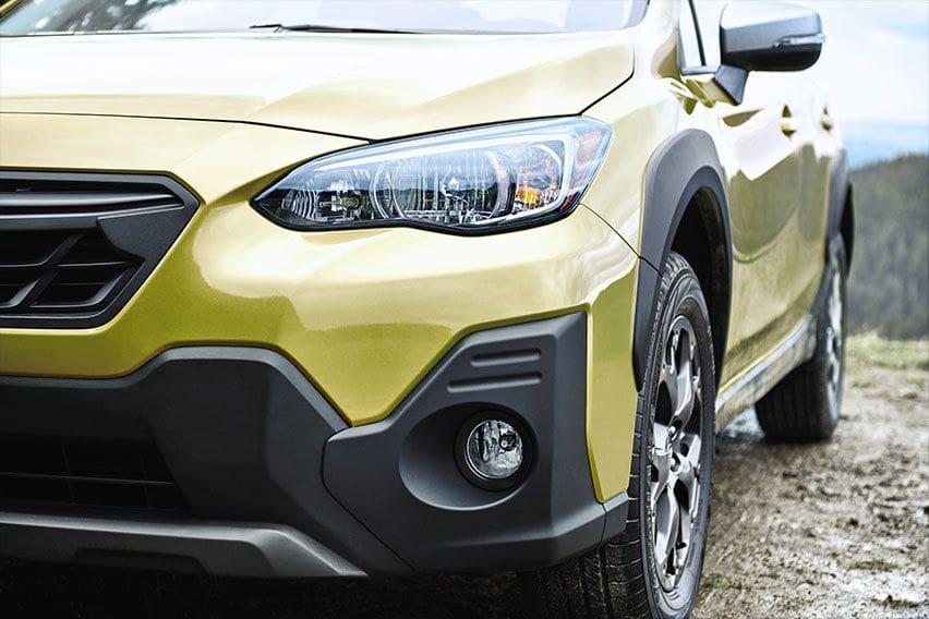 Subaru unboxes 2021 Crosstrek Sport | Zigwheels