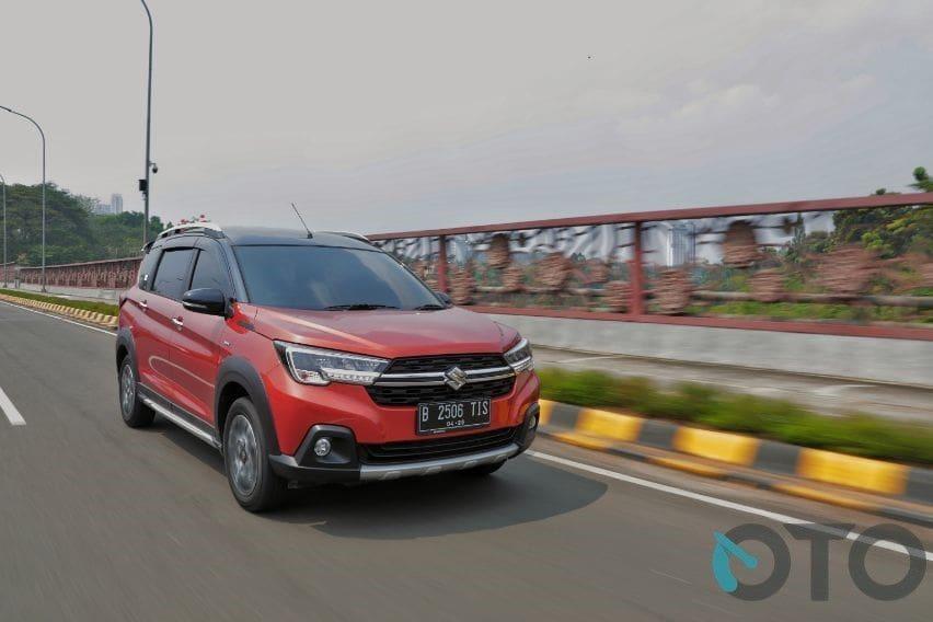 Suzuki XL7 Masih Jadi Penopang Penjualan di Segmen Mobil Penumpang