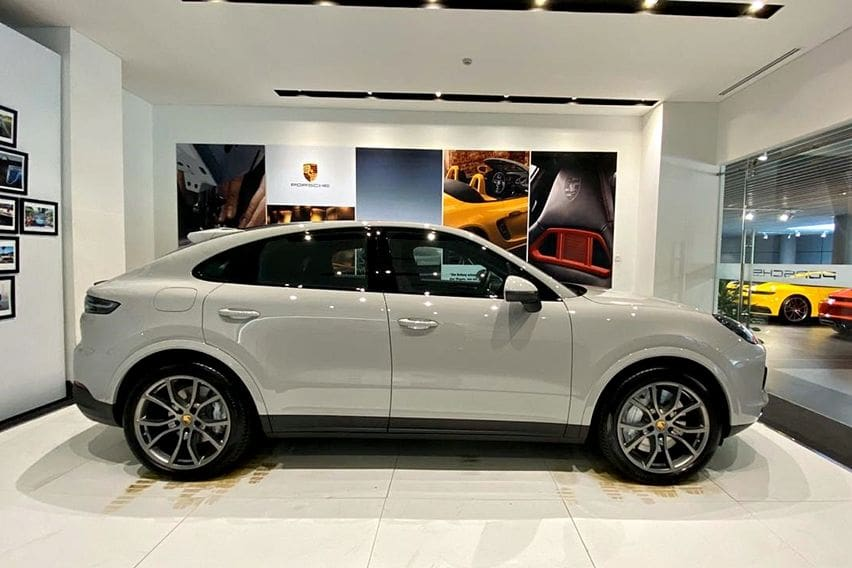 Cayenne S Coupe