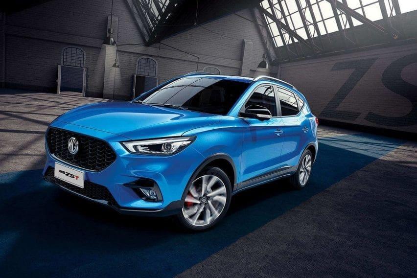 MG ZST, SUV Baru Bermesin Turbo yang Siap Meluncur Bulan Depan