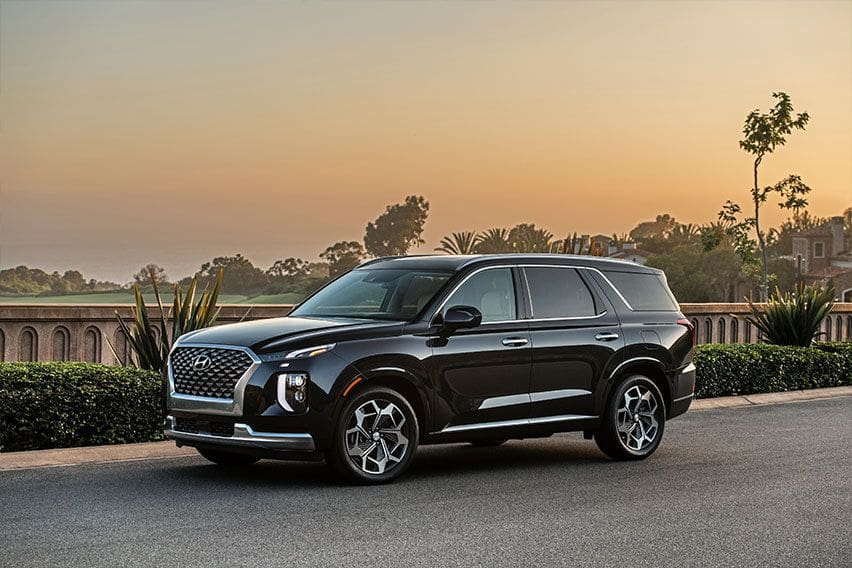 new 2021 hyundai palisade suv features more premium